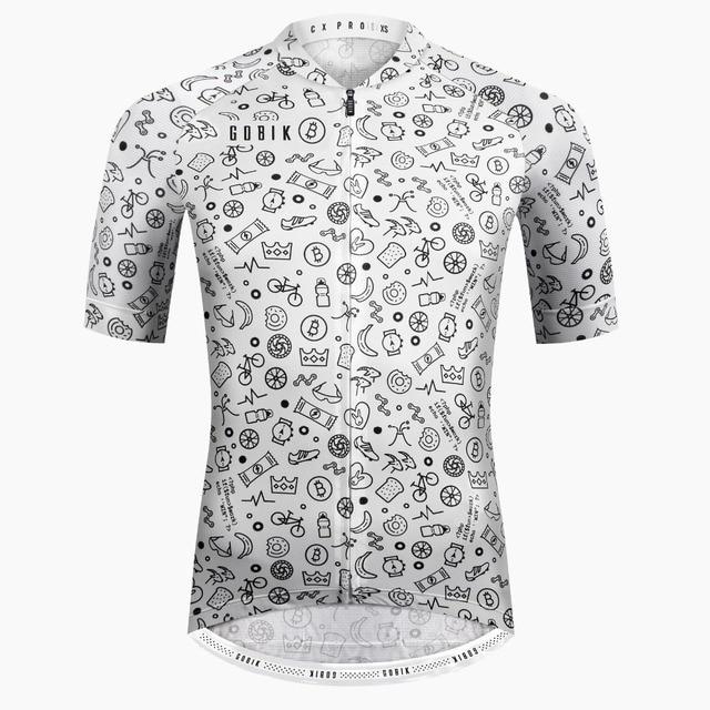 Summer Short Sleeve Mtb Bike Cycling Jersey 2018 Ropa Ciclismo Cycling Clothing Men Shirt Hombre Maillot