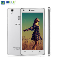 IRULU Doogee X5max Pro Mtk6737 Do Smartphone 4000 Mah Android 6 0 Quad Core 5 0