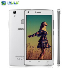 "Irulu doogee x5 max pro mtk6737 smartphone 5,0 ""1280*720 IPS Android 6.0 Quad-Core-Handy 2 GB RAM + 16 GB ROM 4G 8MP 4000 mAh"