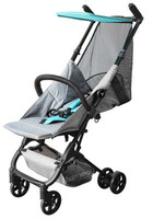 Babyyoya маленьких корзину Ultra Light Портативный ребенка тележка ребенок зонтик автомобиль чашку лежать для новорожденных каретки коляска