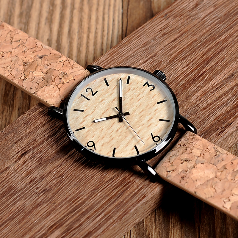 BOBO BIRD Women's Vintage Design Brand Luxury Wooden Bamboo Watches Ladies Watch With Real Leather Quartz Watch in Gift Box 5