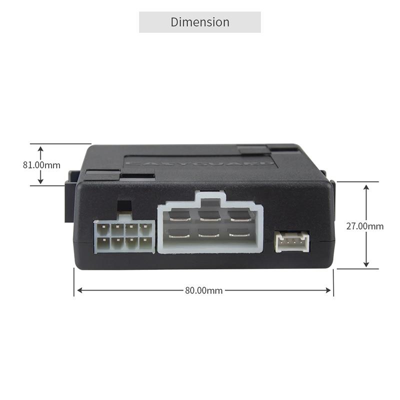 Transponder immobilayzerin təkanlama düyməsinə ilə təchiz - Avtomobil elektronikası - Fotoqrafiya 3