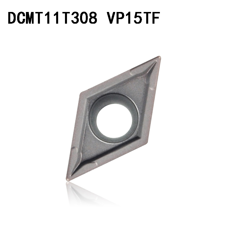 DCMT11T308 DCMT32.52 VP15TF carbide inserts Internal Turning tool DCMT 11T308 face endmills Lathe Tools Milling cutter CNC toolDCMT11T308 DCMT32.52 VP15TF carbide inserts Internal Turning tool DCMT 11T308 face endmills Lathe Tools Milling cutter CNC tool