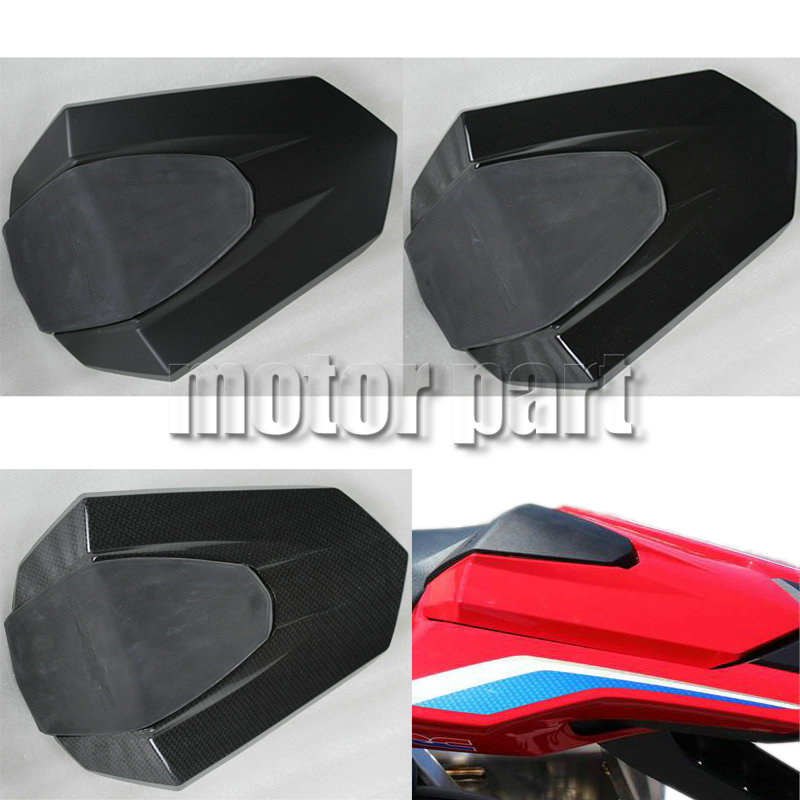For 2017 - 2018 Honda CBR1000RR CBR 1000 RR Fireblade SP SP2 Motorcycle Pillion Rear Seat Cover Cowl Red Black Carbon 17 18 for 2013 2014 honda cbr600rr cbr600 rr f5 motorcycle pillion rear seat cover cowl red 13 14