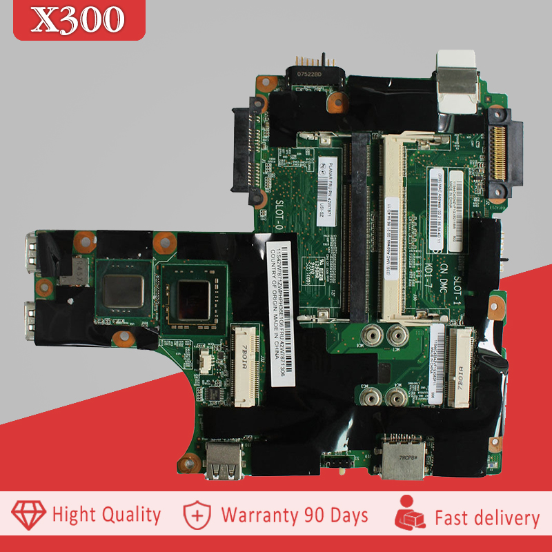 все цены на YTAI X300 PN:42W7871 Mainboard For Lenovo Thinkpad X300 Laptop Motherboard with Onboard CPU PN:42W7871 Mainboard fully tested онлайн