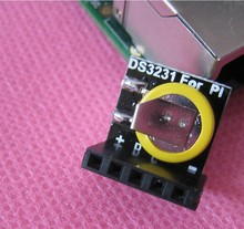 Free shipping 10PCS DS3231 Real Time Clock Module 3.3V/5V with battery For Raspberry Pi