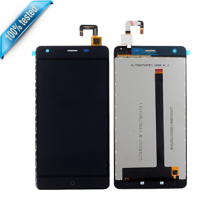 For Ulefone Power LCD Display Touch Screen Assembly Free Tools New Original Quality Display