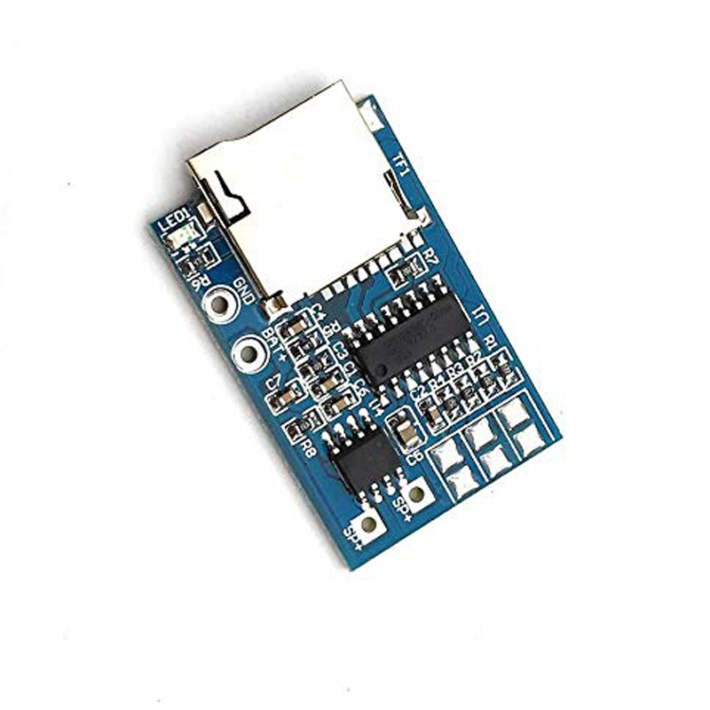 Active Components 1pcs Great It Gpd2846a Tf Card Mp3 Decoder Board 2w Amplifier Module For Arduino Gm Power Supply Module Electronic Components & Supplies