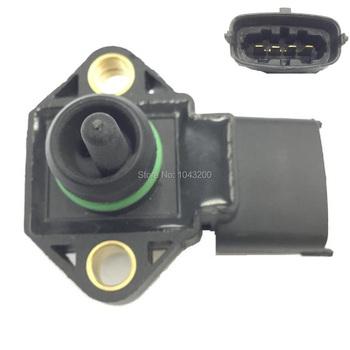 0281002205 For Land Rover Iveco Chrysler - MAP Manifold Air Pressure Sensor Vehicle Parts 99455421 / MHK100640 / 0281 002 205