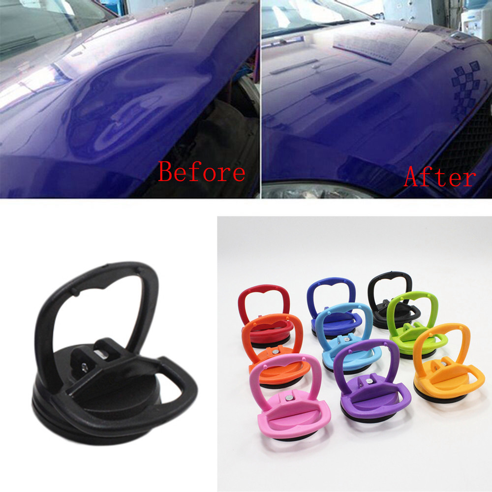Humor Mini Black Car Body Dents Remover Puller Tool Suction Cup Repair Glass Lifter Auto Bodywork Dents Removal Garage Tools Sale #30 By Scientific Process Paint Cleaner Automobiles & Motorcycles