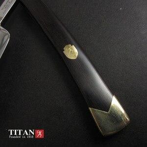 Image 2 - TITANคุณภาพสูงโกนหนวดมีดโกนใบมีดสแตนเลสคมแล้วมีดโกนจัดส่งฟรี