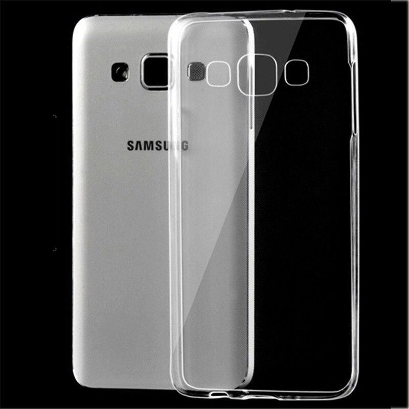 Coque arrière Ultra fine en Silicone pour Samsung, compatible modèles Galaxy A3, A5, A7, A300F, SM-A300F, 4.5, 2014, 2016, 2017