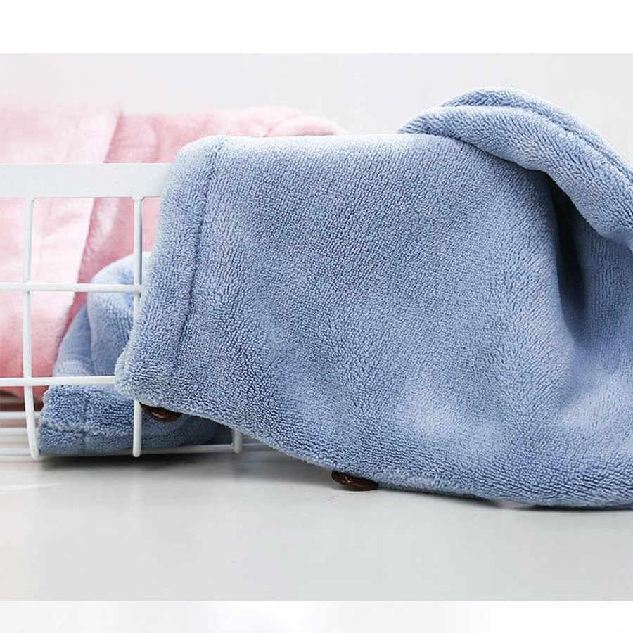 جديد شاومي Mijia سيم متعة منشفة مريحة سوبر ماصة التجفيف السريع ستوكات منشفة استحمام غطاء للشعر الجاف منشفة الصالون 24x64 سنتيمتر