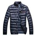 Куртка хлопок, анджело galasso ватные - мягкий мужчины в свободного покроя комфортно верхняя одежда прямой