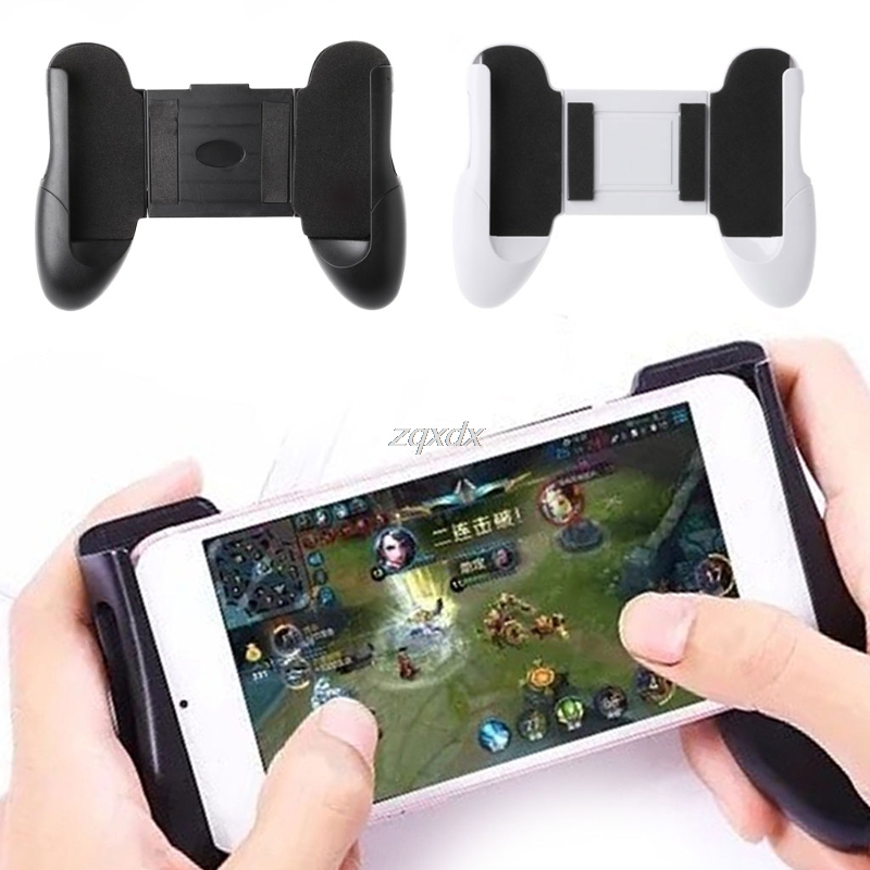 Mobile Game Support Gamepad Bracket Handle Stand Mobile Phone Game Holder For IPhone X 8 Samsung S8 Plus Xiaomi Whosale&Dropship
