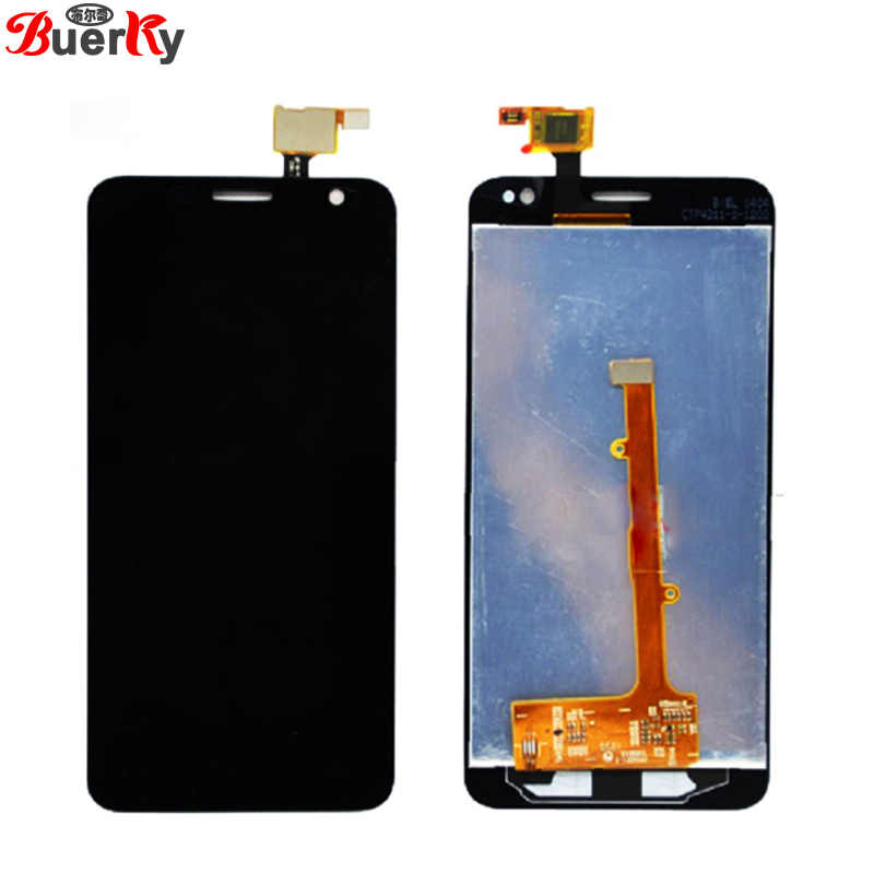 BKparts สำหรับ Alcatel 6012 LCD One Touch Idol Mini OT6012 6012A 6012 วัตต์ 6012X Lcd Assembly