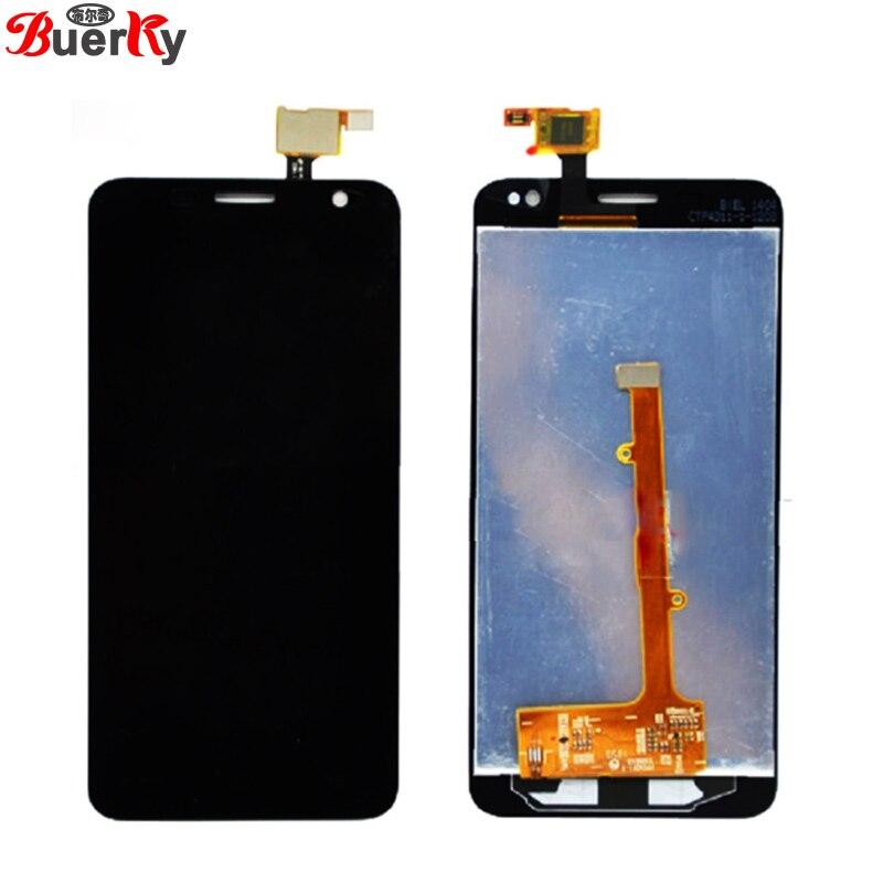 BKparts para Alcatel 6012 LCD un ídolo del tacto Mini OT6012 6012A 6012 W 6012X pantalla LCD montaje completo