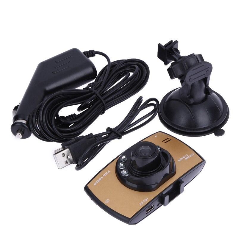 imágenes para 2.4 pulgadas LCD de Coches DVR de la Ayuda 32 GB Tarjeta de 120 Grados de Ángulo Ancho Camer Del Coche Grabadora de Vídeo g-sensor Night Vision car-styling