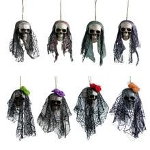 Halloween Veil  Headdress