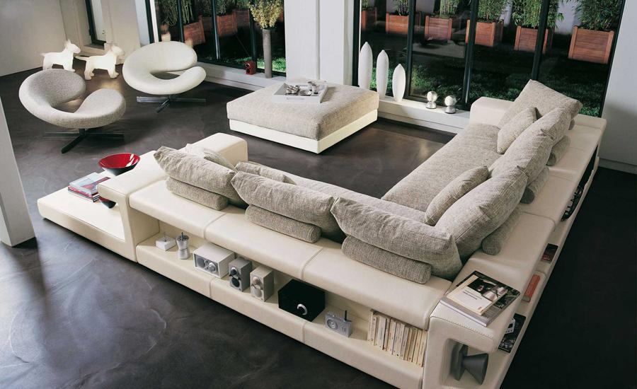 Sofa with replacement cushions springs