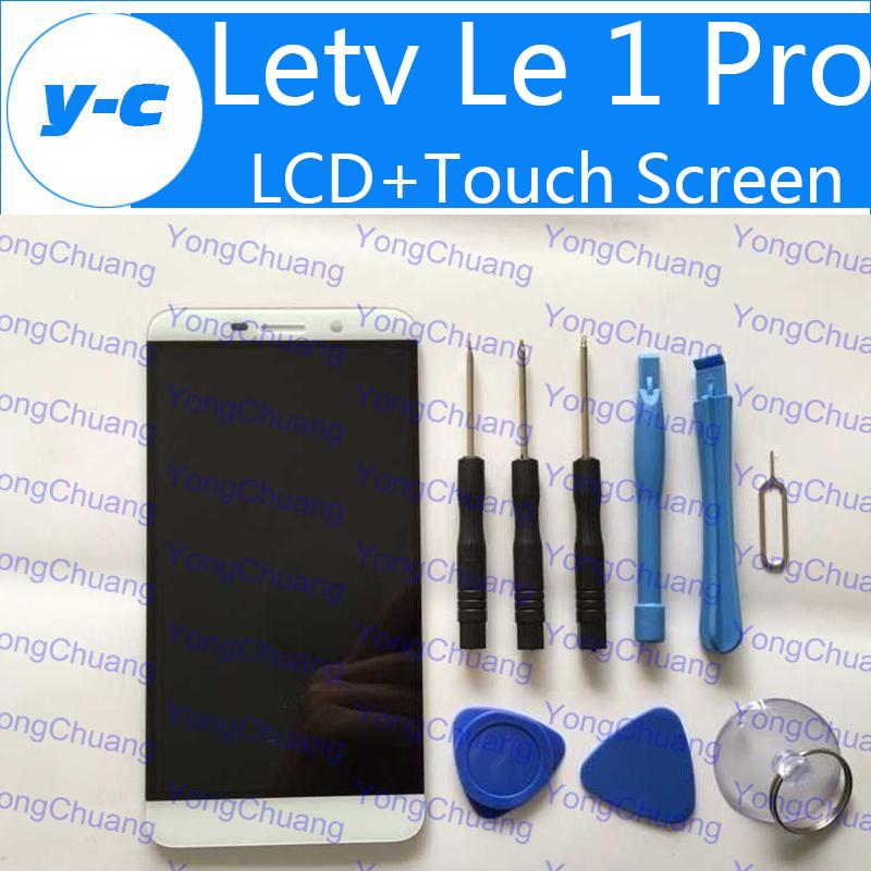 Prix pour Letv Le X800 Écran lcd + Écran Tactile 100% Nouvelle 2 K Digitizer Verre panneau Pour Letv Le une Pro X800 2560X1440 5.5 pouces-Livraison le bateau