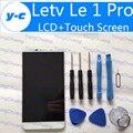 Letv Le X800 Display LCD + Digitador de Vidro Da Tela de Toque 100% Novo 2 K painel Para Letv Le um Pro X800 2560X1440 de 5.5 polegadas-Livre navio
