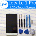 Letv Le X800 Pantalla LCD + Pantalla Táctil 100% Nuevo 2 K de Cristal Digitalizador Panel Para Le Letv Pro X800 2560X1440 de 5.5 pulgadas del Envío nave