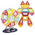 Mini 148 pçs/set Modelos Magformers Construção Magnético Blocos de Construção de Brinquedos DIY 3D Tijolos Crianças Brinquedos Magnéticos