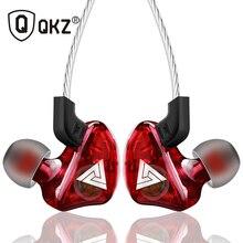 QKZ CK5 イヤホンスポーツイヤフォンステレオ携帯電話ヘッドセット dj Hd マイク fone 社デ ouvido auriculares audifonos