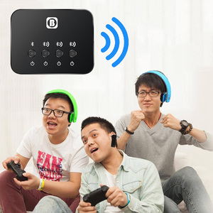 Image 2 - Dual Link Optical Transmitter Bluetooth v4.1 Multi pair 1 to 3 Mini for TV Wireless Music Audio Adapter for Headphones/Speakers