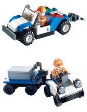 GUDI 8912 City International Airport Figure Blocks Compatible Legoe Construction Building Bricks Educational Toys For Children