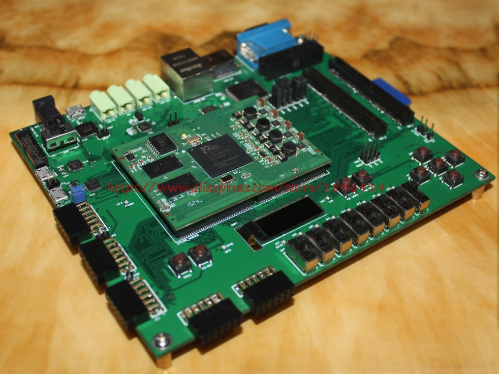 ZedBoard Development Board ZYNQ7000 XILINX