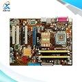 Для Asus P5KPL/1600 Оригинальный Используется Для Рабочего Материнская Плата Для Intel G31 Сокет LGA 775 DDR2 4 Г SATA2 UBS2.0 ATX