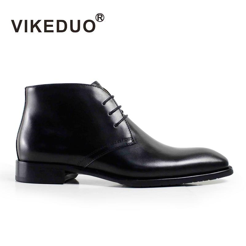 Cheap black dress boots