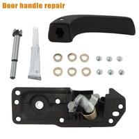 Door Handle Repairing Kit Interior Inside LH Driver for 07 13 Sierra Silverado XR657
