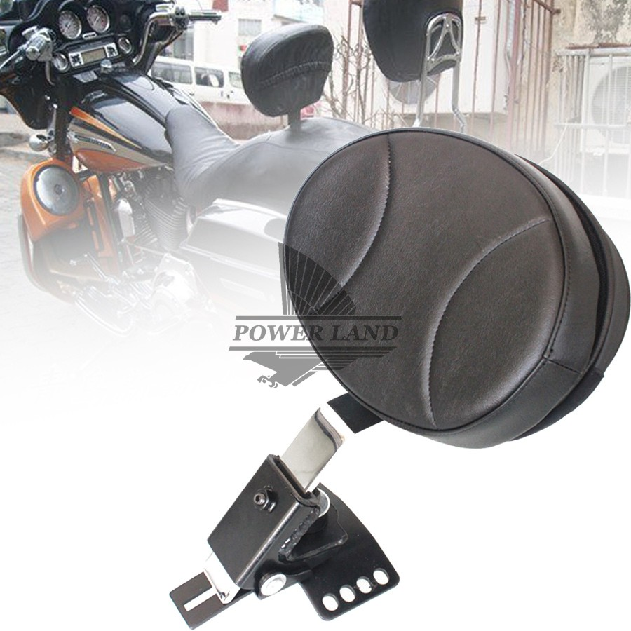 Automobiles & Motorcycles Bjmoto Motorcycle Adjustable Plug In Driver Rider Seat Backrest Kit For Harley Touring Electra Road Street Glide Road King 97-14