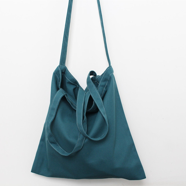 2993b17a7d61 NAVO reusable canvas shopping bags big grocery tote bag canvas blank cotton  folding tote bags eco