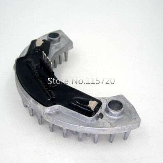 Buena calidad 6451ZX nueva resistencia del Motor del ventilador del calentador 9140010283 6441AP 6441.AP 6441AL para Peugeot 206 307 para Citroen Xsara