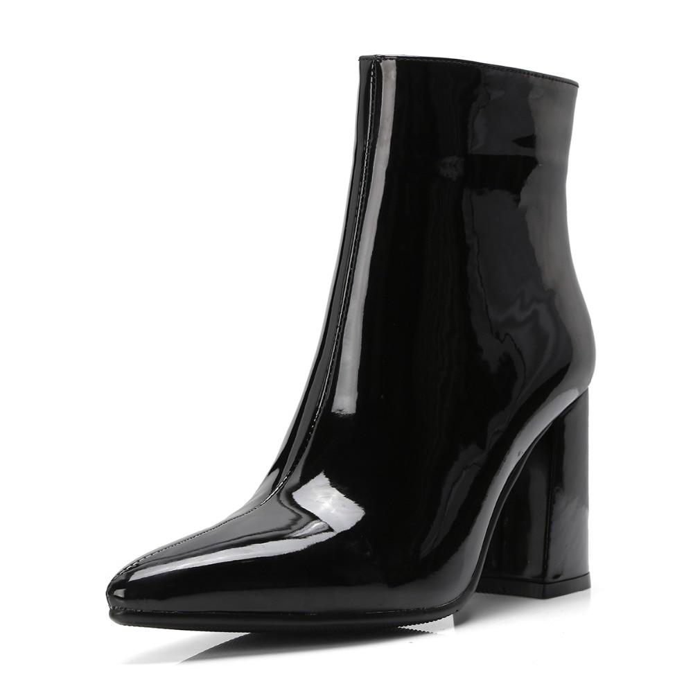 Para Botas De oro Oro Altos plata Sexy Puntiaguda Las Zapatos Plata Mujer Negro Invierno Tacones Tobillo Mujeres Cdpundari qtIPHfwAx