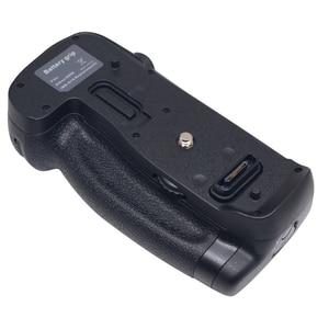 Image 3 - Mcoplus MB D18 D850 אנכי מחזיק גריפ סוללה עבור ניקון D850 MB D18 DSLR מצלמות