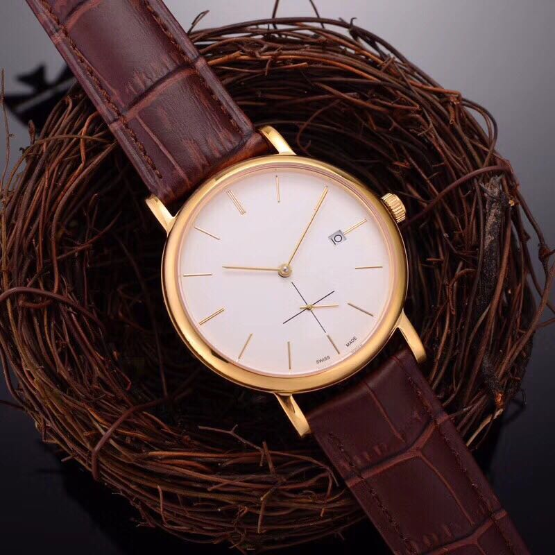 WC0881 Mens Watches Top Brand Runway Luxury European Design Automatic Mechanical Watch
