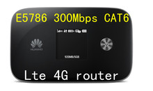 unlocked 300mbps HUAWEI E5786s-32a LTE Cat6 4g wifi router e5786 4g lte MiFi dongle 4G LTE Advanced CAT6 FDD mifi dongle