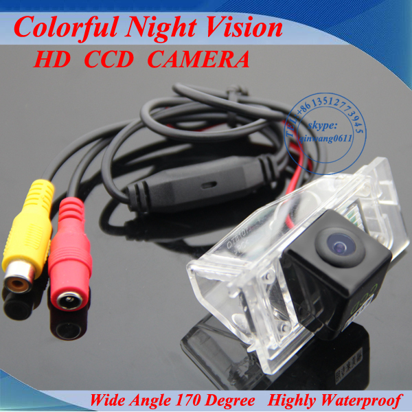 Factory Promotion Special Car Rear View Reverse backup Camera for HA/MA Family 3 HAMA third generation
