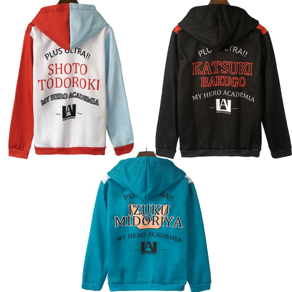 top 9 most popular izuku hoodie list and get free shipping