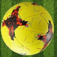 8f086b0de6 2019 Official Size 5 Football Ball PU Slip Resistant Seamless Match  Training Soccer Ball Football Equipment