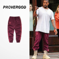 PROVERGOD 2017 Spring Print Kanye Pants Jogger For Men Hip Hop Classic Skateboards Casual Season 4 Sweatpants Trousers