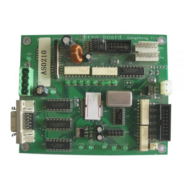 Gongzheng GZY3212DP Printer Servo Board
