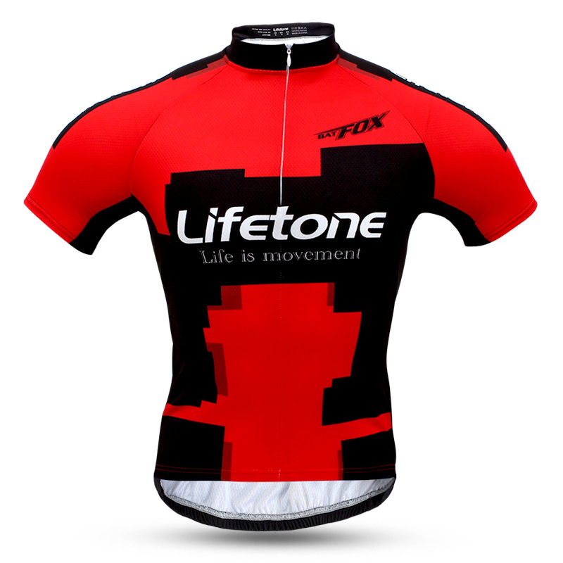 730be1705 BATFOX Short Cycling Jersey Sets Men 2017 Summer Cycling Clothing Kits Male  Breathable Mountain Bike Mallot-in Cycling Sets from Sports   Entertainment  on ...