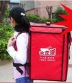 12 - 14 pulgadas 69L 39 * 39 * 56 cm aislamiento mochila, alimentos de entrega de paquetes de entrega de pizza de pizza bolsa suministro