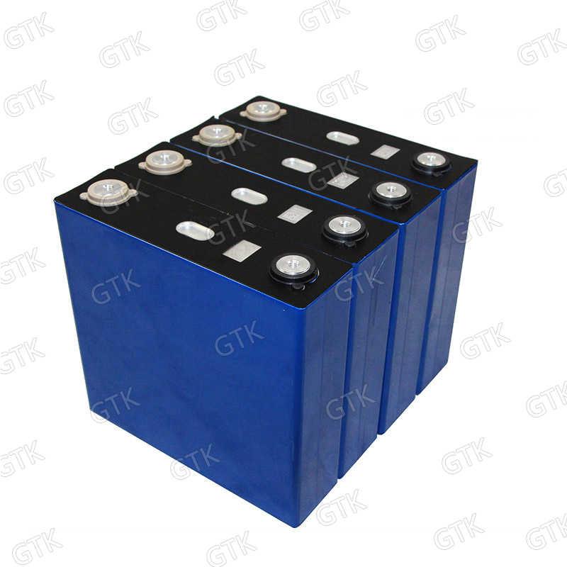 4 шт 3,2 v 120Ah lifepo4 литиевая батарея 3C 360A глубокий цикл для 12v subwoof солнечной энергии vans лодка дом держать Электрический поставщик